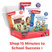 Explore a new way to keep school skills sharp in only 15 minutes a day!