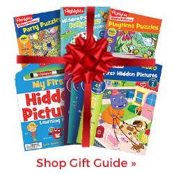 We can help you find the perfect gift for the special child in your life!