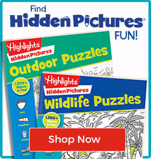Hidden Pictures Favorites 2-Book Set