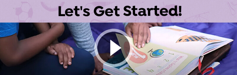 Take a look inside The Book of Things to Do with this video.