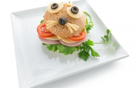 Make Silly Sandwiches