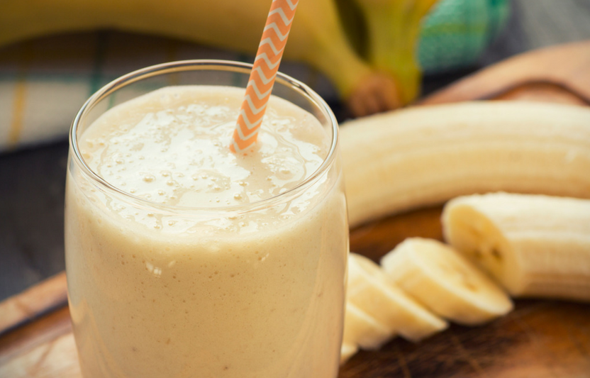 Apple & Banana Smoothie