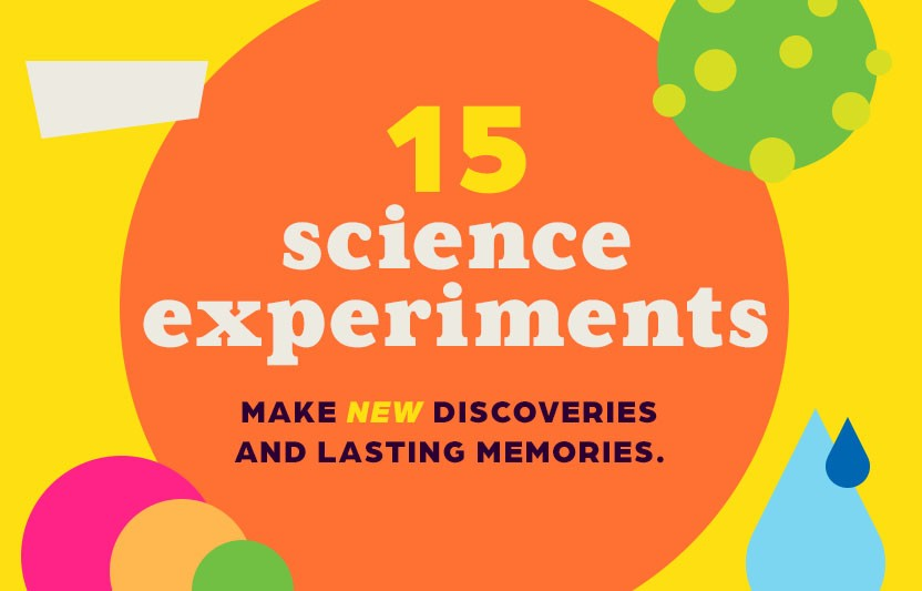15 Science Experiments