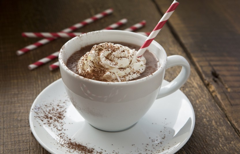 With this easy, creamy cocoa recipe in hand, your kids are the baristas (and you help with the heating).