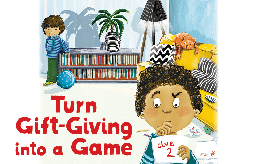 Turn Gift Giving into a Game