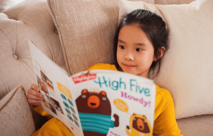 5 Ways High Five is Great for Your Preschooler