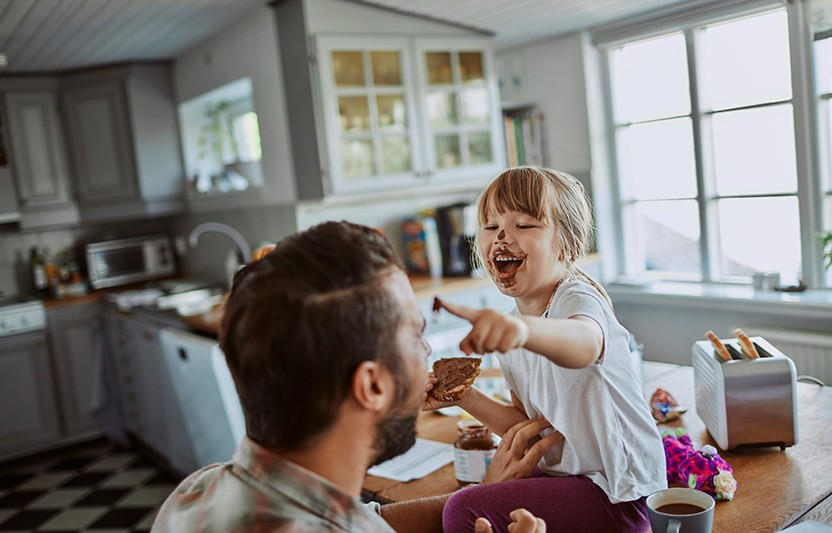 How I Learned to Stop Worrying and Embrace the Mess That Comes with Raising Kids