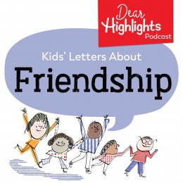 Kids letters about friendship