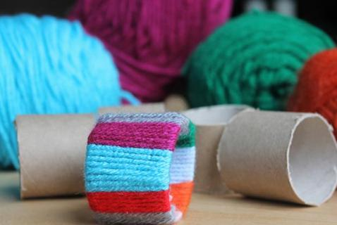 Colorful Napkin Rings