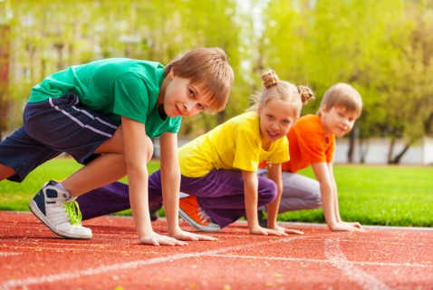 Your 2016 Guide to Kids' Backyard Olympic Games