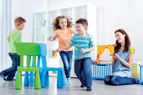 Play these awesome indoor activities