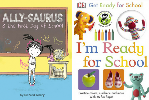 9 Great Books for the Preschool and Kindergarten Set