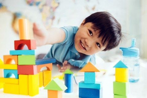 The Awesome Power of the Preschool Mind
