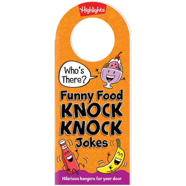 Knock Knock Door Hanger Joke Book