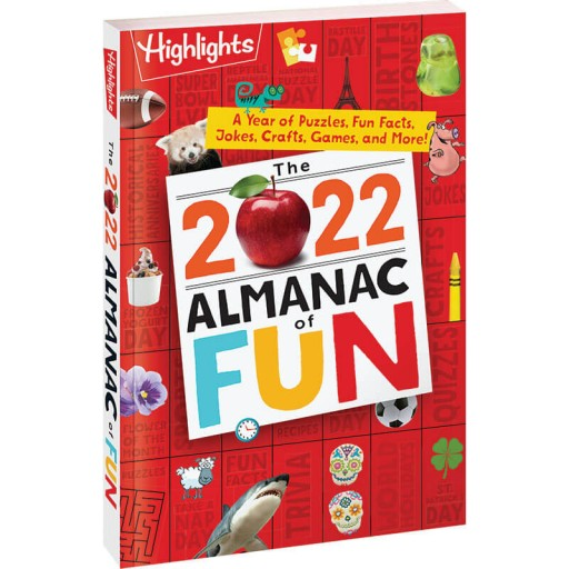 2022 Almanac of Fun book