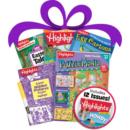 Deluxe Easter Activity Pack Ages 6+