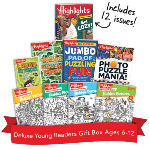 Deluxe Young Readers Gift Box