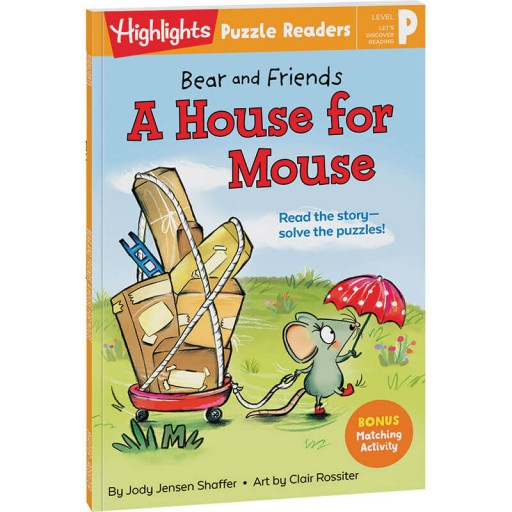 Bear and Friends: A House for Mouse