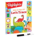 Write-On Wipe Off Let's Trace