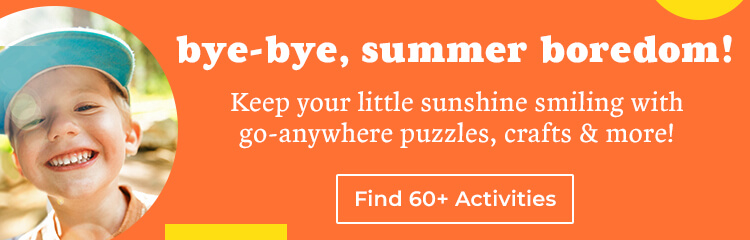 Say goodbye to summer boredom with these fun activities!