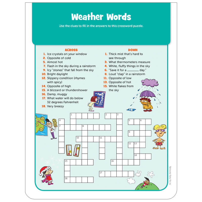 Jumbo Pad Of Word Puzzles Highlights For Children